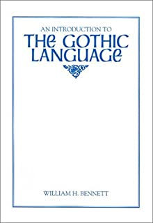 An introduction to old irish introductions to older languages an introduction to the gothic language introductions to older languages fandeluxe Images