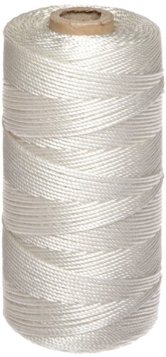 Rope King MT-1000 Mason Twine Twisted Polyester 1,000 feet (Plastic Twine)
