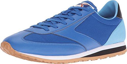 Brooks Heritage Mens Decade Vanguard Sneaker Nautico Blu / Nero / Azzurro / Bianco