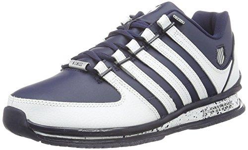 K-Swiss Herren Rinzler SP Speckle Low-Top Blau (Navy/White)