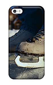 Hot YxZKcht964LeCTB With Skates On Ice Tpu Case Cover Compatible With Iphone 5/5s