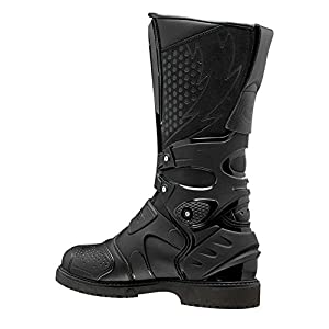 Sidi Adventure 2 Gore-Tex Waterproof Leather ADV Motorcycle Touring Boots 48