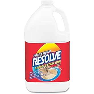 PRORESOLVE 97161CT Carpet Extraction Cleaner, 1gal Bottle