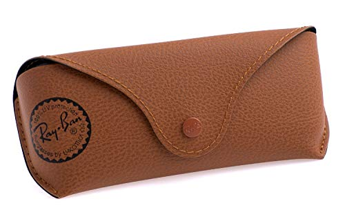 Original Ray Ban PU Leather Sunglasses Case Glasses ()