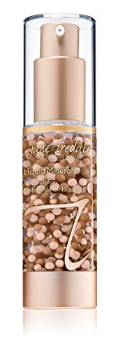 (jane iredale Liquid Minerals A Foundation, Natural, 1.01 oz.)
