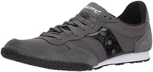 Saucony Originals Men's Bullet Running Shoe, Grey, 13 Medium US