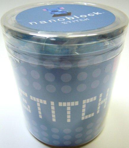- [Tokyo Disney Resort Stitch nano block] TDR Stitch nanoblock (japan import)