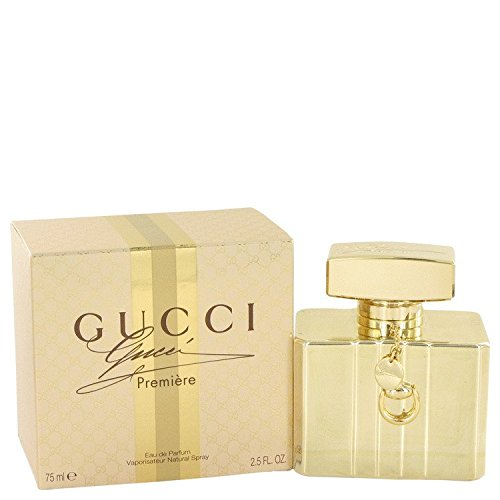 G U C C I Premiere Eau De Perfume Spray for Women 2.5 Oz. New with Box