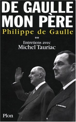 Download De Gaulle Mon Pere ebook