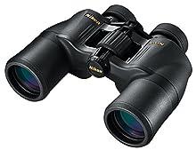 Nikon BAA811SA - Prismático (8 x 42 mm), Negro