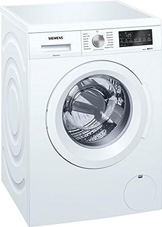 Siemens WU14Q440 Waschmaschine Frontlader / A+++ / Weiß / 1400 UpM / iQdrive / iSensoric