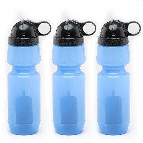 Berkey GSPRT Generic 22-Ounce Not ring true Filter Sports Bottle, 3-Pack