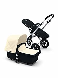 Bugaboo Cameleon3 Canvas Tailored Fabric Set, Off White (Discontinued by Manufacturer)