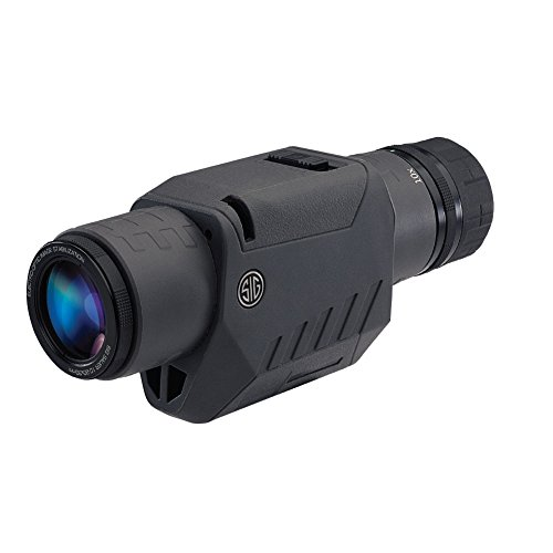 Sig Sauer Oscar 3 Spotting Scope Stabilized 10-20X30 Image - Sig Firearms