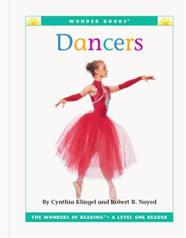 Read Online Dancers (Wonder Books, Level 1 Careers) ebook
