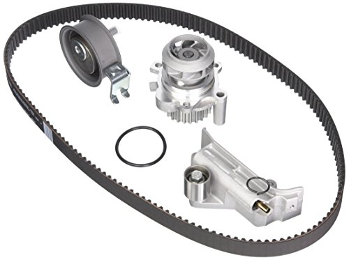 (Gates TCKWP306M Timing Belt Component Kit W/Water Pump)
