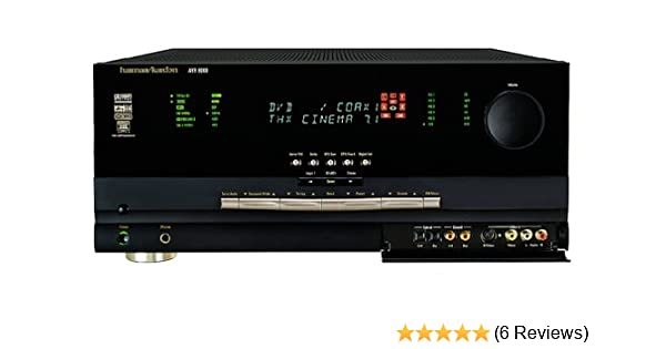 amazon com harman kardon avr8000 audio video receiver discontinued rh amazon com Harman Kardon AVR 3700 Harman Kardon AVR 630