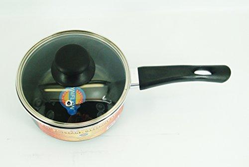 """Al-De-Chef 6.5"""" Saucepan-Casserole 16cm"""