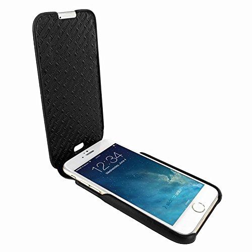 Piel Frama 771 Black Lizard UltraSliMagnum Leather Case for Apple iPhone 7 Plus / 8 Plus
