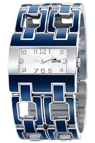 Lotus Ladies Womens Analog Quartz Watch with Stainless Steel Bracelet 15465/5