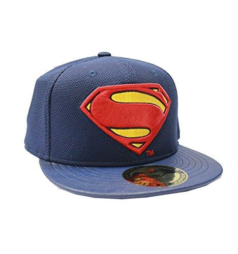 batman-v-superman-dawn-of-justice-adjustable-cap-superman-logo-codi-comics-berretti-cappelli
