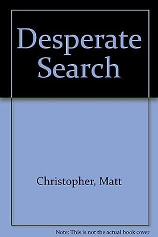 book cover of Desperate Search
