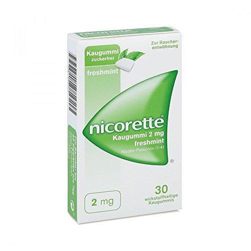 Nicorette 2 mg freshmint, 30 St