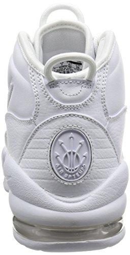 Nike Basketbalschoenen Basketbalschoenen 922935 Wit / Wit-wit