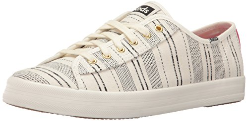 Sneaker Top Up Kickstart Keds mujer Fashion Cream Lace para Low nIYIaqE