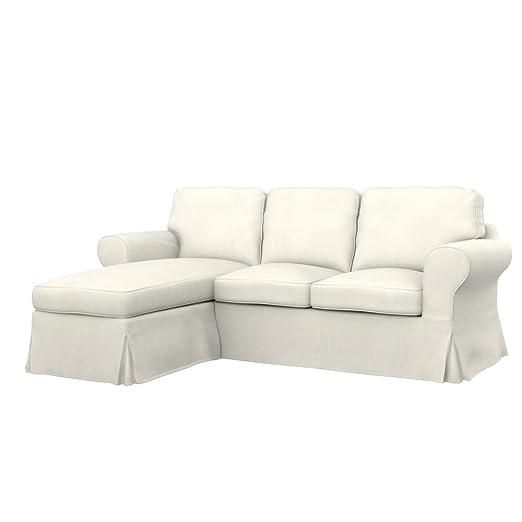 Soferia - Funda de Repuesto para sofá IKEA EKTORP de 2 ...