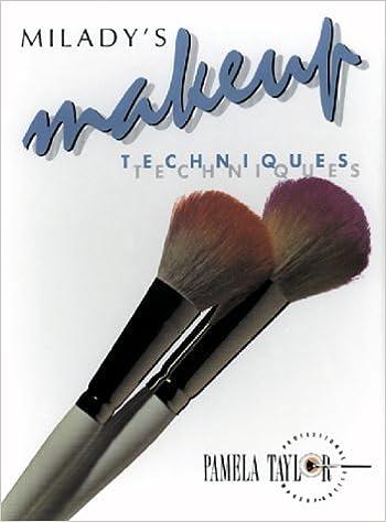 Ebooks téléchargement gratuit pour kindleMilady's Makeup Techniques by Pamela Taylor en français PDF FB2 1562531425