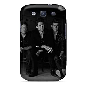 Great Hard Cell-phone Case For Samsung Galaxy S3 (fgt10989UTUl) Provide Private Custom Stylish Linkin Park Pattern