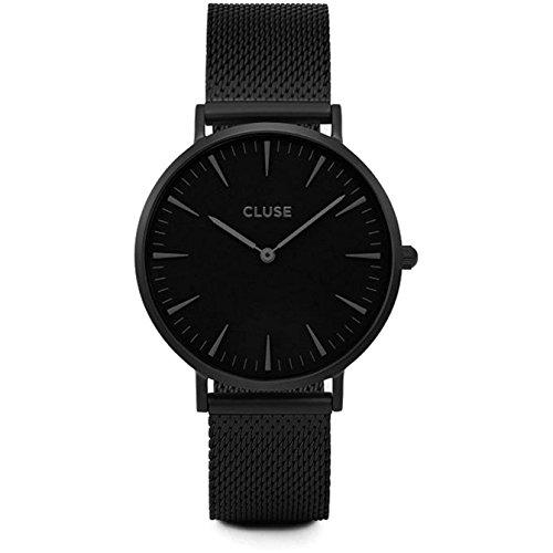 Cluse MESH FULL Black Watch - 1