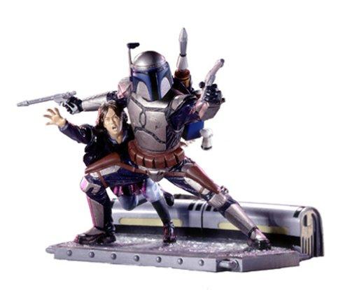 Star Wars Unleashed Jango & Boba Fett (Jango Boba Fett)