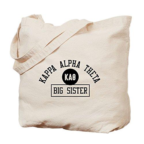 Theta CafePress Tote Big Alpha Kappa Bag Natural Shopping Bag Canvas Athletic Sister Cloth rHEqrw8x