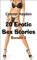 20 Erotic Sex Stories (Bundle 3 Book 1)