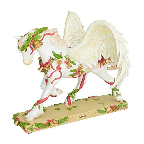 Enesco Trail of Painted Ponies Gloria Figurine, 7.75