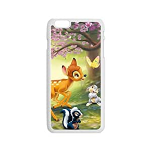 Lovely deer butterfly rabbit squirrel Cell Phone Case for Iphone 6