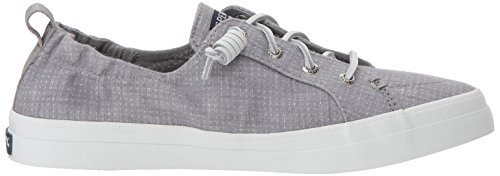 Sperry Top-Sider Women's Crest Ebb Two-Tone Sneaker Grey with paypal sale online clearance top quality Wa0rOhD