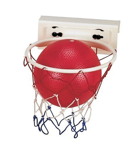 Small World Toys Gertie Balls - Hoop w/Gertie Basketball by Small World Toys