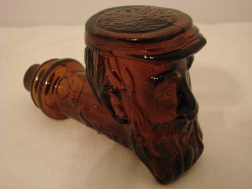 Vintage Avon Deep Woods Decanter - Old Man Pipe