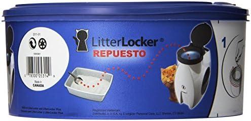Litter Locker Refill Cartridge 5 pk by LitterLocker