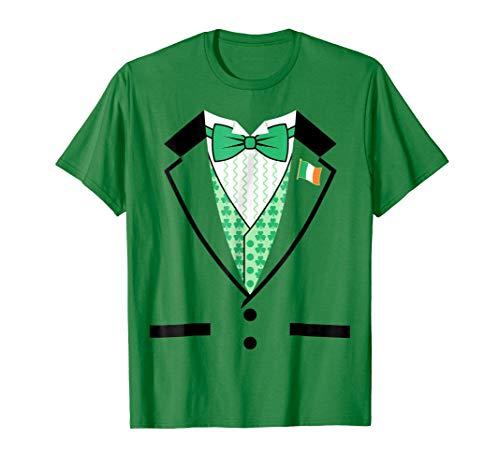 St. Patrick's Day Tuxedo Irish Costume -