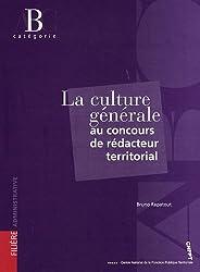 La culture générale au concours de rédacteur territorial : Catégorie B
