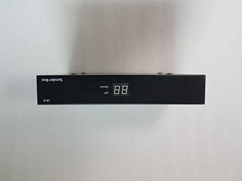 Led Video Screen Sender Box With Linsn TS802 Sending Card Support the use of laptop control HDMI-DVI SB-8