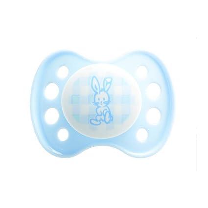 Dodie - Chupete de silicona para recién nacido Bleu (N°25 ...