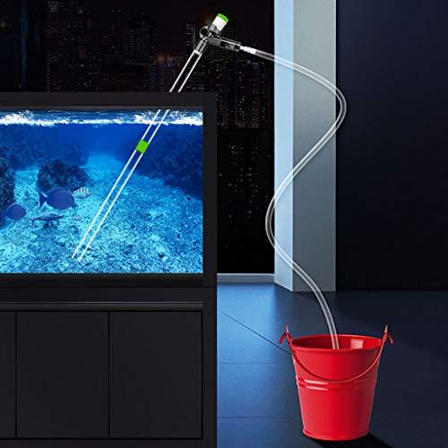 (Clearance Sale!DEESEE(TM)Aquarium Clean Siphon Vacuum Water Change Gravel Cleaner Fish Tank Pump Filter)