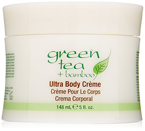 Body Drench Ultra Body Creme, Green Tea Plus Bamboo, 5 Ounce