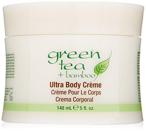 Body Drench Ultra Body Creme, Green Tea Plus Bamboo, 5 - Green Tea Creme