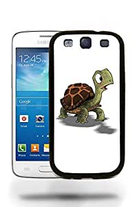 Super Cute Turtle Sketch Art Drawing Phone Case Cover Designs for Samsung Galaxy S3